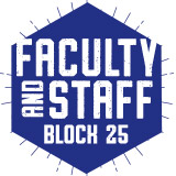 Block 25 (Faculty & Staff)